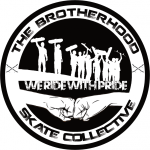 CLUB DE SKATE THE BROTHERHOOD